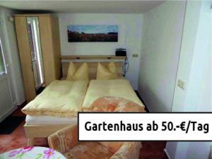 Gartenhausab 50.-€ Tag