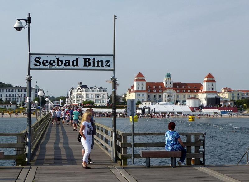 Seebrücke-Binz-Rügen